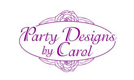 Party Designs by Carol Logo
